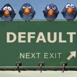 Дефолт — типы, причины и последствия