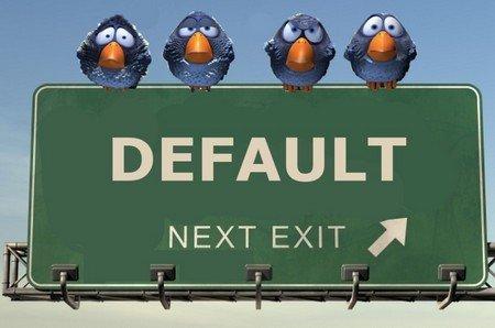 дефолт банкротство