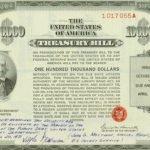 Трежерис — облигации США , их виды и как купить