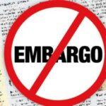 Эмбарго — виды, цели и причины ввода